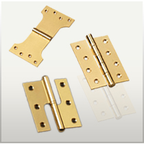 Brass Building Hardware - brass hinges brass tower bolts brass door handles
