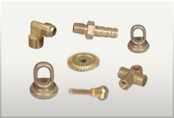 Brass Hot Stamped Components Brass Hot Stamped Components