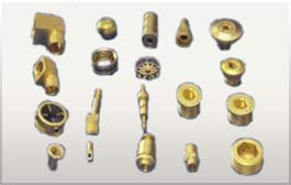 Brass Washers Pressed Parts
