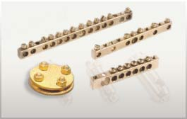 Electrical Fitting Components Brass Neutral Links Test Bonds
