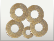 Flat Silicon Bronze Fender Washers Flat Silicon Bronze Fender Washers