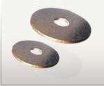Flat Silicon Bronze Fender Washers