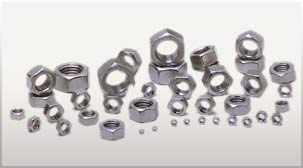 Stainless Steel Parts Stainless Steel fasteners Nut Bolts
