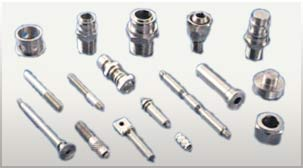 Stainless Steel Turned Parts Stainless Steel Turned Parts